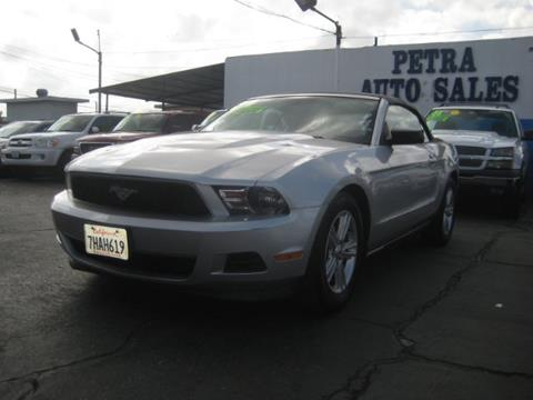 2012 Ford Mustang for sale in Bellflower, CA