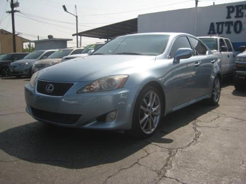 2008 Lexus IS 250 for sale in Bellflower, CA