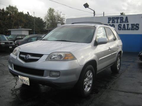 2006 Acura MDX for sale in Bellflower, CA