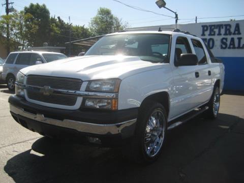 2006 Chevrolet Avalanche for sale in Bellflower, CA