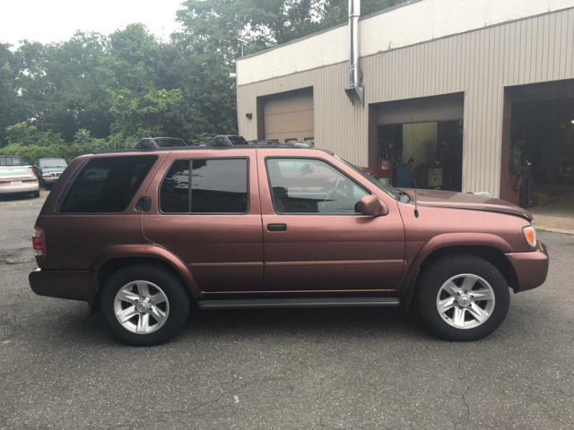 2003 Nissan Pathfinder LE 4WD 4dr SUV   Indian Orchard MA
