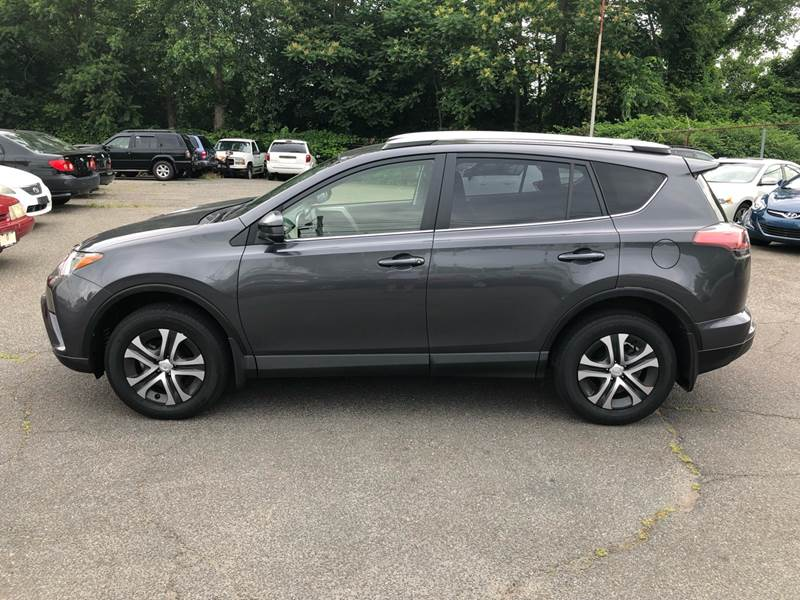 2016 Toyota Rav4 AWD LE 4dr SUV In Indian Orchard MA - New