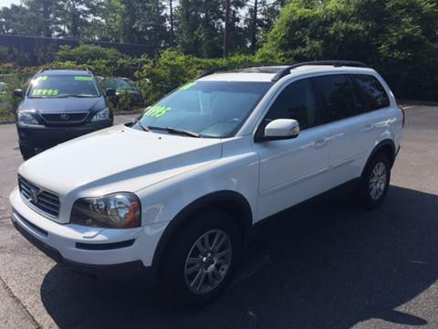 2008 Volvo XC90 for sale at TOP OF THE LINE AUTO SALES in Fayetteville NC