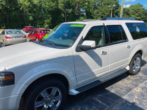 2010 Ford Expedition EL for sale at TOP OF THE LINE AUTO SALES in Fayetteville NC
