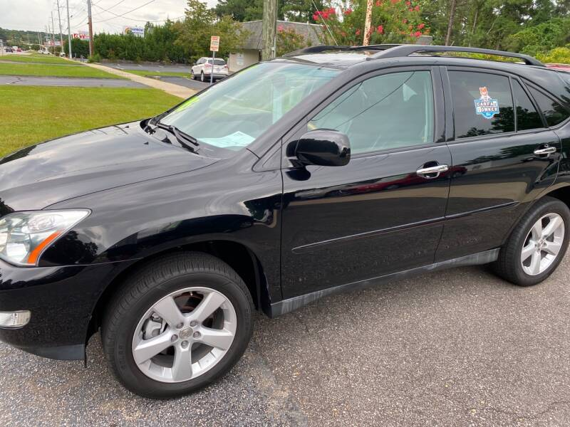 2008 Lexus RX 350 for sale at TOP OF THE LINE AUTO SALES in Fayetteville NC