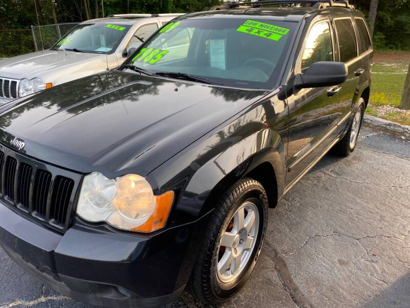 2009 Jeep Grand Cherokee for sale at TOP OF THE LINE AUTO SALES in Fayetteville NC