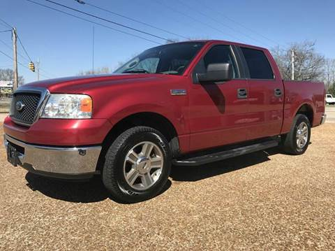 2007 Ford F-150 for sale at DABBS MIDSOUTH INTERNET in Clarksville TN