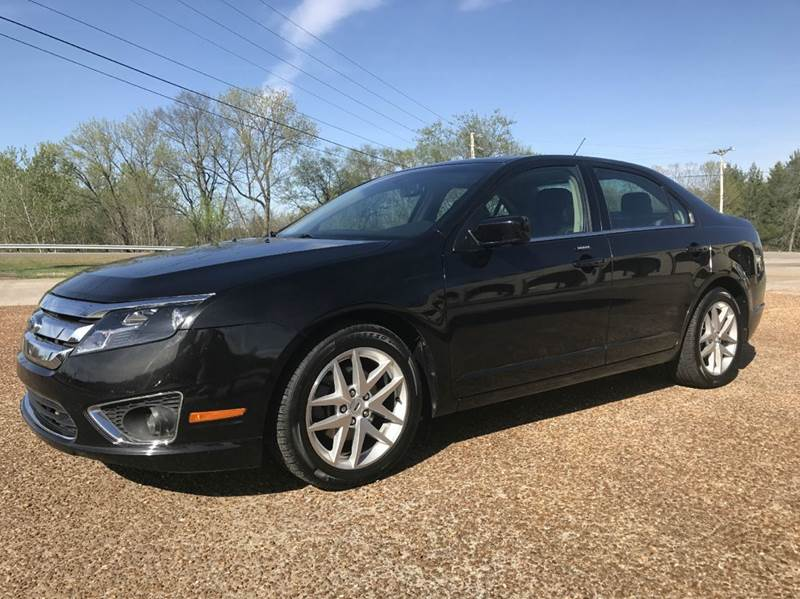 2012 Ford Fusion for sale at DABBS MIDSOUTH INTERNET in Clarksville TN