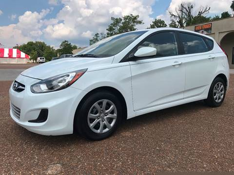 2012 Hyundai Accent for sale at DABBS MIDSOUTH INTERNET in Clarksville TN