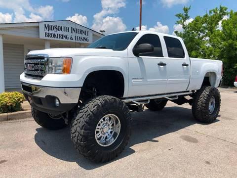 2011 GMC Sierra 2500HD for sale in Clarksville, TN