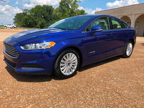 2016 Ford Fusion Hybrid for sale in Clarksville, TN