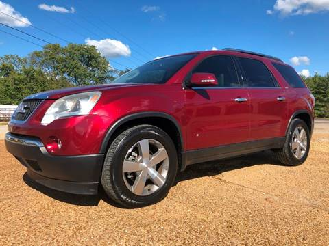 2009 GMC Acadia for sale in Clarksville, TN