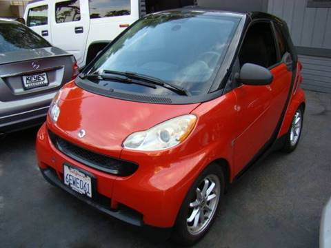 2008 Smart fortwo for sale in West Hollywood, CA