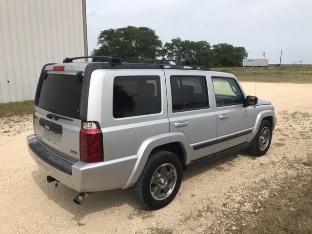 2007 Jeep Commander Sport 4dr SUV - Stephenville TX