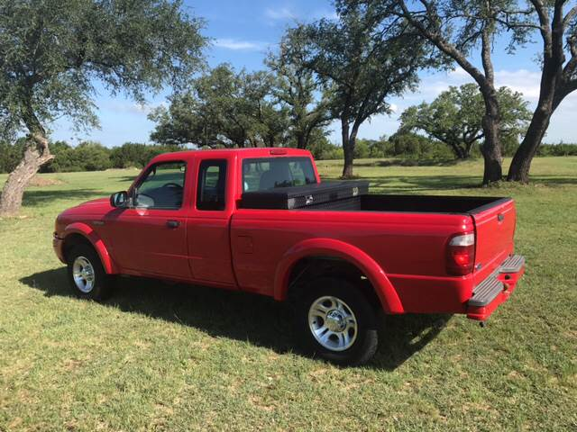2003 Ford Ranger 4dr SuperCab XL RWD SB - Stephenville TX