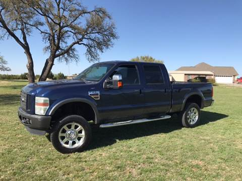 2008 Ford F-250 Super Duty for sale in Stephenville, TX