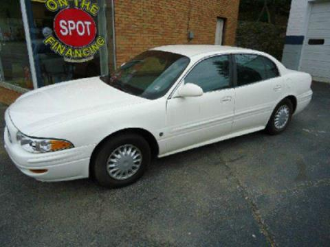 used buick lesabre for sale in pennsboro wv. Black Bedroom Furniture Sets. Home Design Ideas