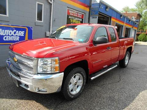 2012 Chevrolet Silverado 1500 for sale in Pennsboro, WV