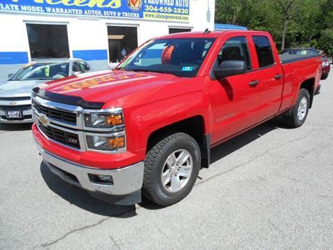 2014 Chevrolet Silverado 1500 for sale in Pennsboro, WV