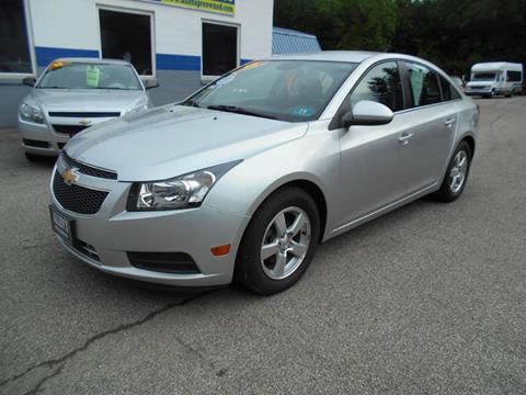 2014 Chevrolet Cruze for sale in Pennsboro, WV