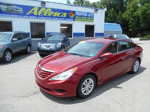 2011 Hyundai Sonata for sale in Pennsboro, WV