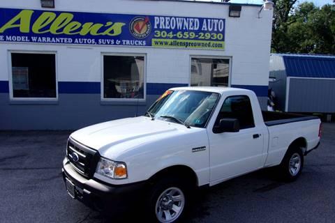 2011 Ford Ranger for sale in Pennsboro, WV