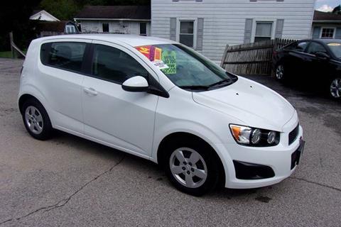 2014 Chevrolet Sonic for sale in Pennsboro, WV