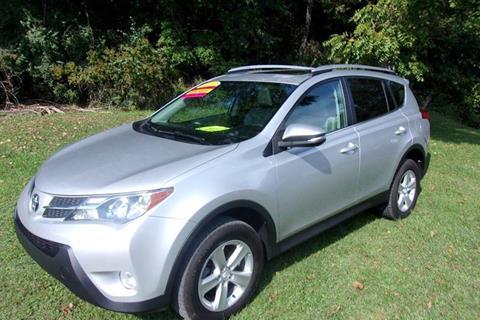 2013 Toyota RAV4 for sale in Pennsboro, WV