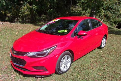 2016 Chevrolet Cruze for sale in Pennsboro, WV