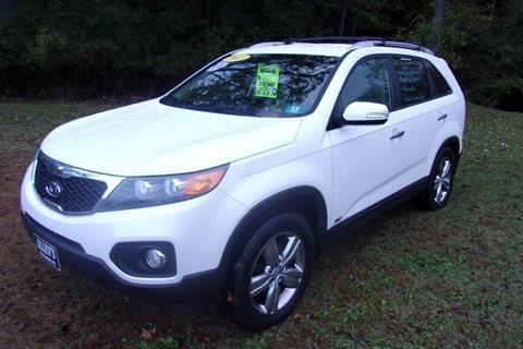2013 Kia Sorento for sale in Pennsboro, WV