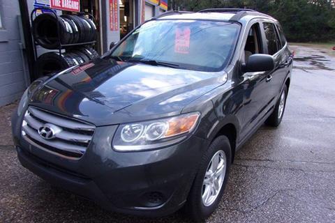 2012 Hyundai Santa Fe for sale in Pennsboro, WV