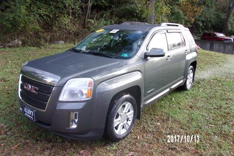 2012 GMC Terrain for sale in Pennsboro, WV
