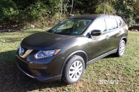 2014 Nissan Rogue for sale in Pennsboro, WV