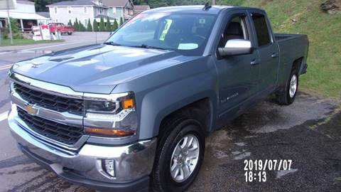 2016 Chevrolet Silverado 1500 for sale in Pennsboro, WV