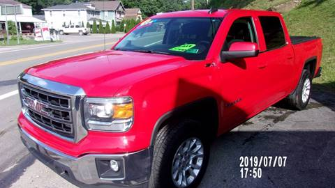 2015 GMC Sierra 1500 for sale in Pennsboro, WV