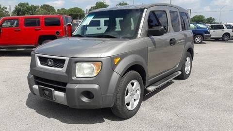 2004 Honda Element for sale in San Antonio, TX