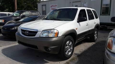 2002 Mazda Tribute for sale in San Antonio, TX