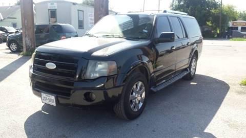 2007 Ford Expedition EL for sale in San Antonio, TX