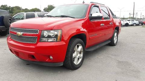 2008 Chevrolet Avalanche for sale in San Antonio, TX