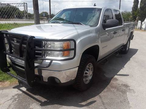 2010 GMC Sierra 2500HD for sale in San Antonio, TX
