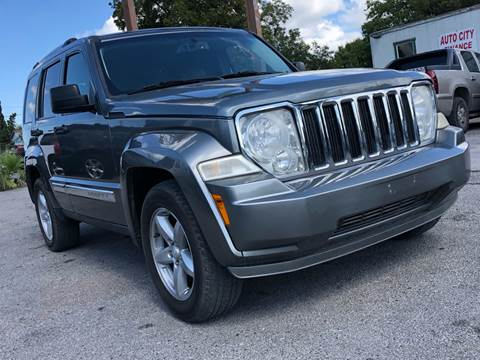 2012 Jeep Liberty for sale in San Antonio, TX