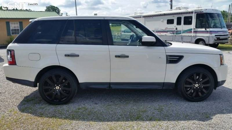 2010 Land Rover Range Rover Sport 4x4 HSE 4dr SUV - Cookeville TN