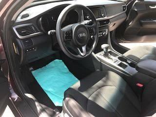 2016 Kia Optima LX 4dr Sedan - Cookeville TN