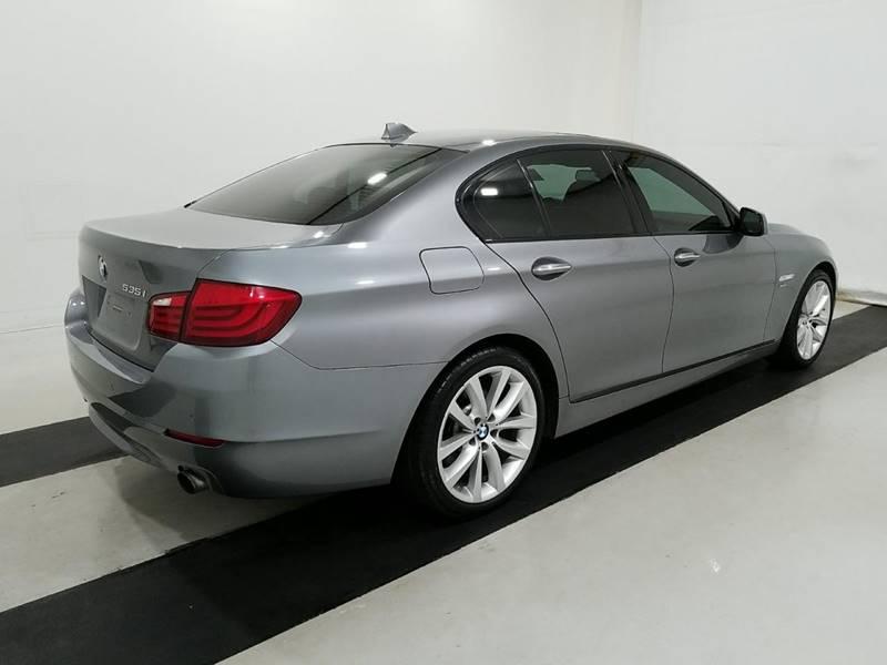 2011 BMW 5 Series AWD 535i xDrive 4dr Sedan - Cookeville TN