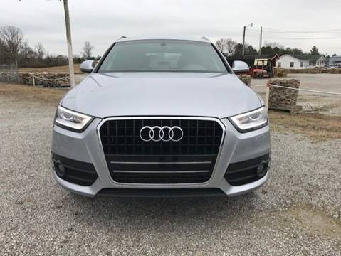 2015 Audi Q3 for sale in Cookeville, TN
