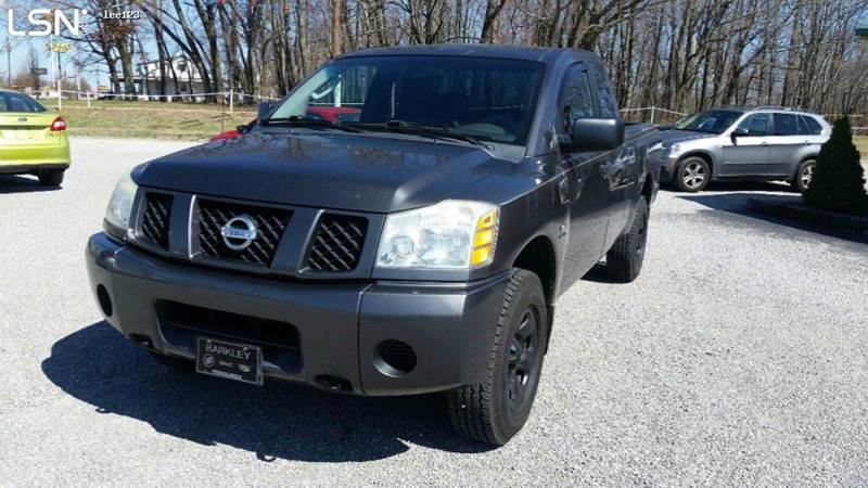 2004 Nissan Titan Xe 4dr King Cab 4wd Sb In Cookeville Tn Huntcor Auto