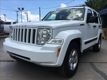 2011 Jeep Liberty for sale in San Antonio, TX