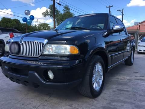 2002 Lincoln Blackwood for sale in San Antonio, TX