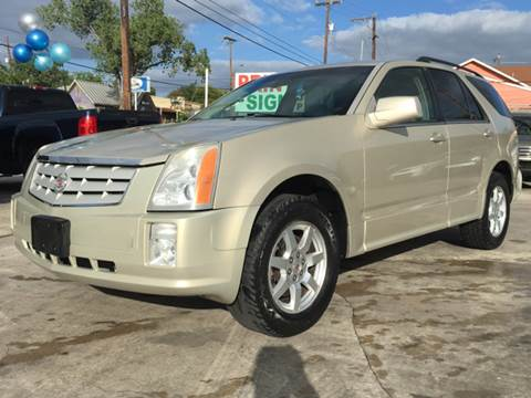 2008 Cadillac SRX for sale in San Antonio, TX