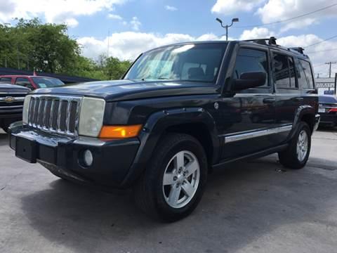 2006 Jeep Commander for sale in San Antonio, TX